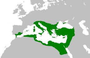 Teritorija Vizantijskog carstva