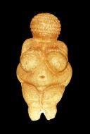 Umetnost paleolita, Vilendorfska Venera