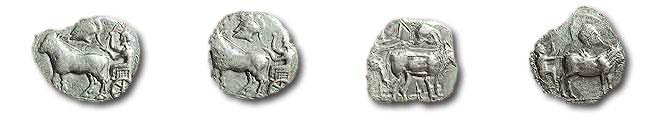 Kovani novac plemena Deroni