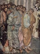 Freska u Sopoćanima u Srbiji glavno delo kasnovizantijskog slikarstva