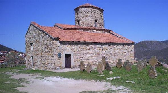 Crkva sv. apostola Petra i Pavla (Petrova crkva) kod Novog Pazara