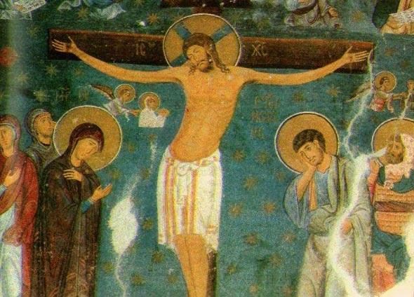 Hristovo raspeće