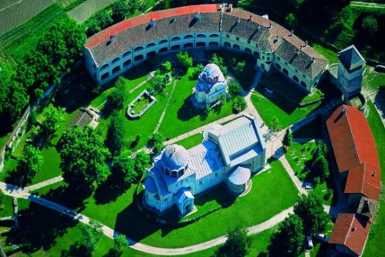 Mali vodič kroz srpske manastire
