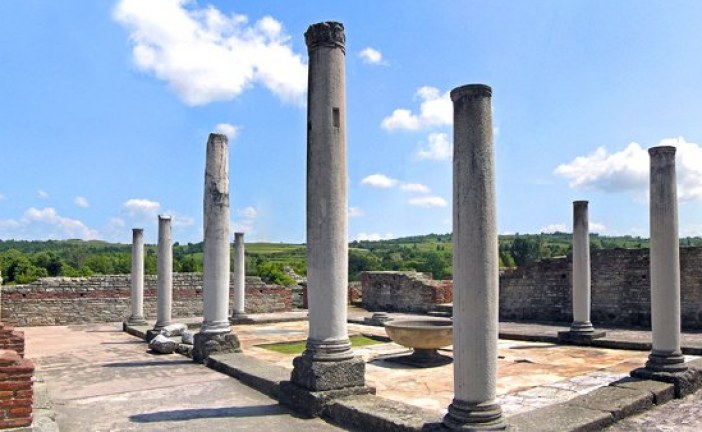 Arheološka nalazišta u Srbiji