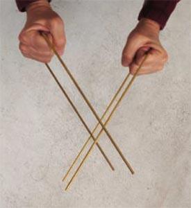 Duple L-antene