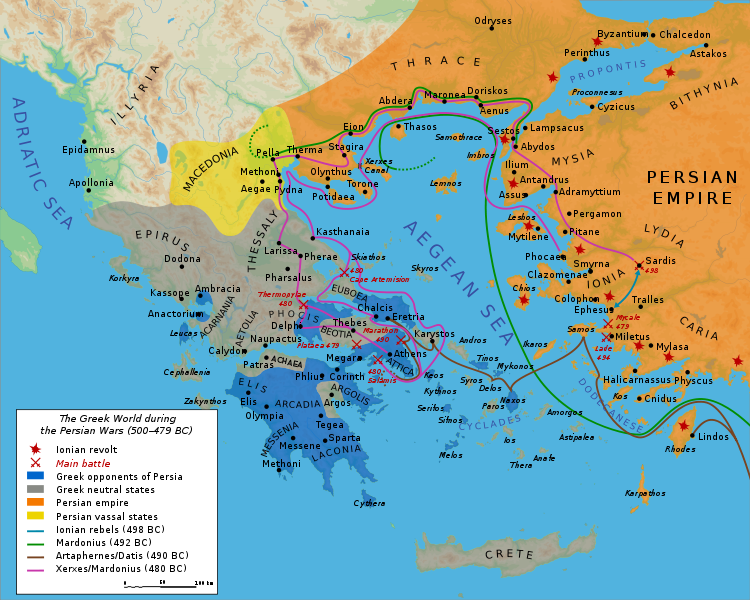 mapa stare grcke Antička Grčka | Arheo amateri Srbije mapa stare grcke