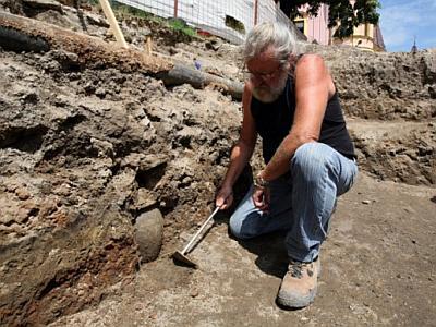 Arheološki nalazi u centru Čačka