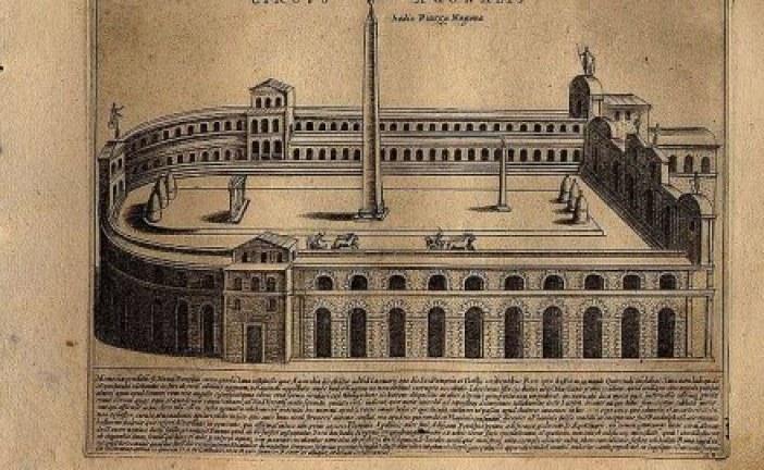 Otkriven podzemni stadion u centru Rima!