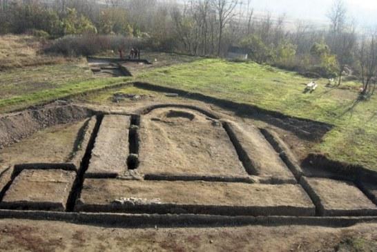 Pronađeno utvrđenje iz VI veka