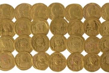 Zlatan novac Vizantijskog carstva