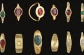 Rimsko zlatno prstenje
