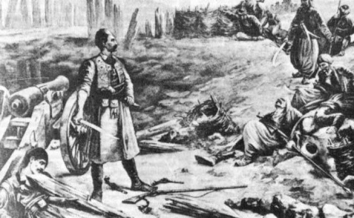 Bitka na Ljubiću (1815)