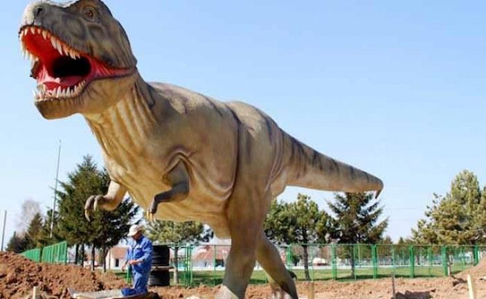 Dinosaurusi se nastanili u Svilajncu