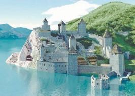 Projekat obnove tvrđave Golubac