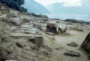 Arheološka iskopavanja na lokalitetu Lepenski Vir na Dunavu