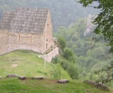 Kraljevska grobnica u Bobovcu