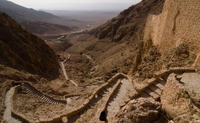 Misteriozna ruševina u sirijskoj pustinji stara 10.000 godina