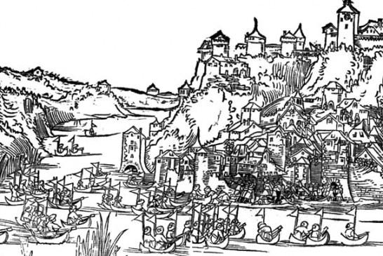 Pad Beograda (1521.)
