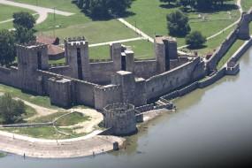 Smederevska tvrđava, dvor despota Đurđa Brankovića