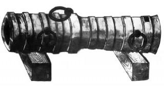 Crtež topa