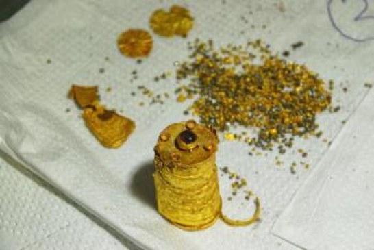 Zlatni predmet od neprocenjive vrednosti nađen u Šri Lanci