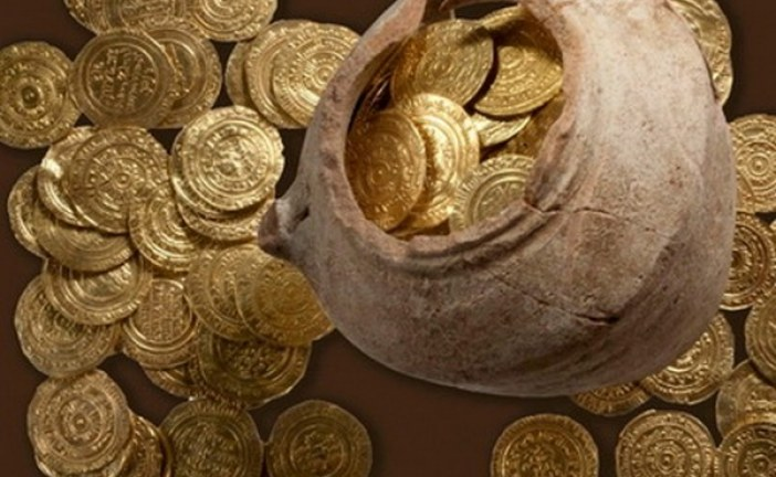 U Izraelu pronađeno blago vitezova krstaša vredno pola miliona dolara