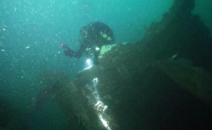Piratski brod s blagom na obalama Tonge