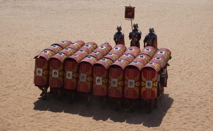 Kornjača (vojna formacija)