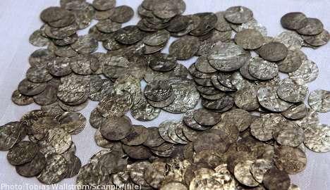 Srebrno blago iz 12. veka