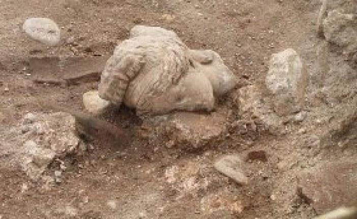 Na Medijani pronađena skulptura boginje Dijane