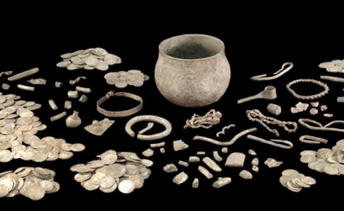 Arheolozi amateri u Danskoj našli blago vikinga