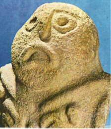 Mezolitska religija Mezolit