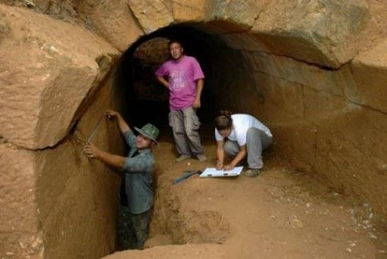 Otkriveno koplje makedonskih falangi