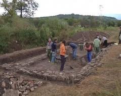 Rimsko kupatilo (naselje Timakus Majus - Svrljig)
