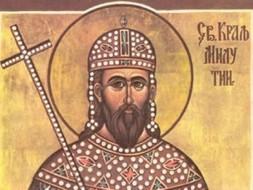 Kralj Stefan Uroš II Milutin
