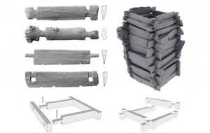 3D prikaz bunara