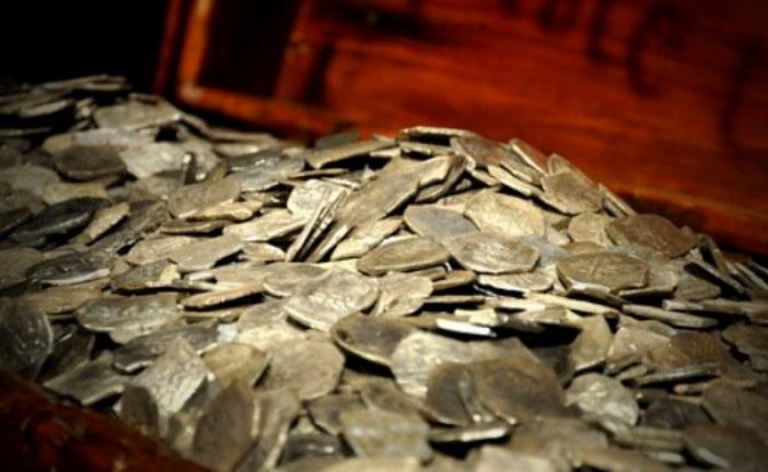 Arheolozi otkrili riznicu drevnih novčića