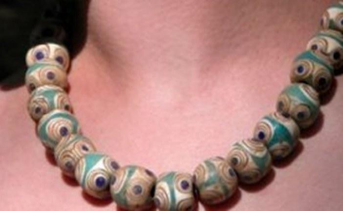 """Sibir: """"Kleopatrina ogrlica"""" pronađena u grobnici"""