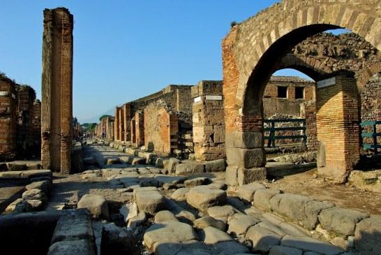 Počela restauracija Pompeje