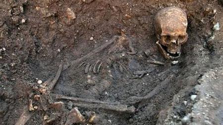 Skelet Ričarda III