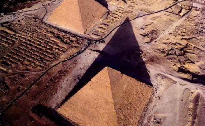 Zanimljive činjenice o egipatskim piramidama