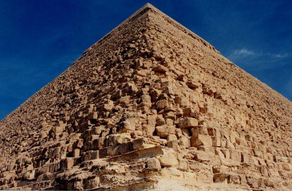Najveća na svetu - čuvena Keopsova piramida