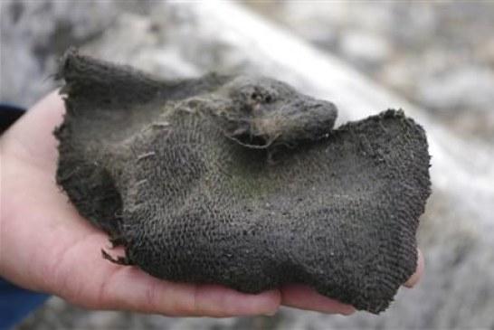 Pre vikinška tunika pronađena prilikom otapanja glečera