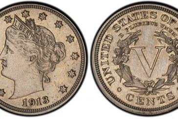 Redak novčić iz 1913. prodat za 3,1 milion dolara