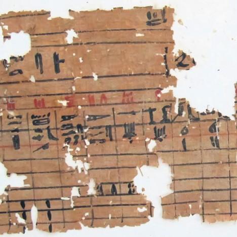 Nađeni papirus otkriva detalje o luki i lučkim radnicima (Foto Beta)