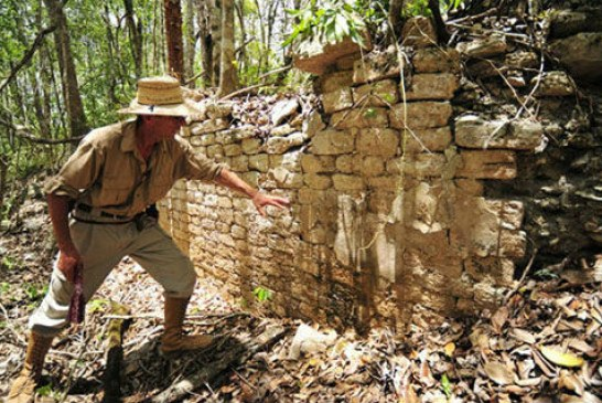 Arheolozi pronašli izgubljeni grad Maja u Meksiku