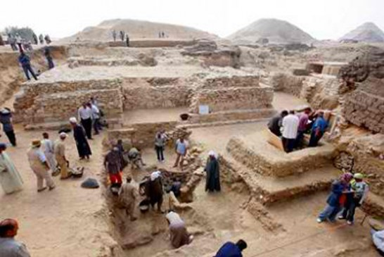 На северу Египта откопан град који је постојао пре 4000 година