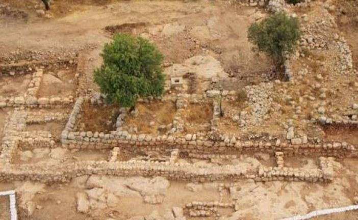 Otkrivena palata biblijskog kralja Davida