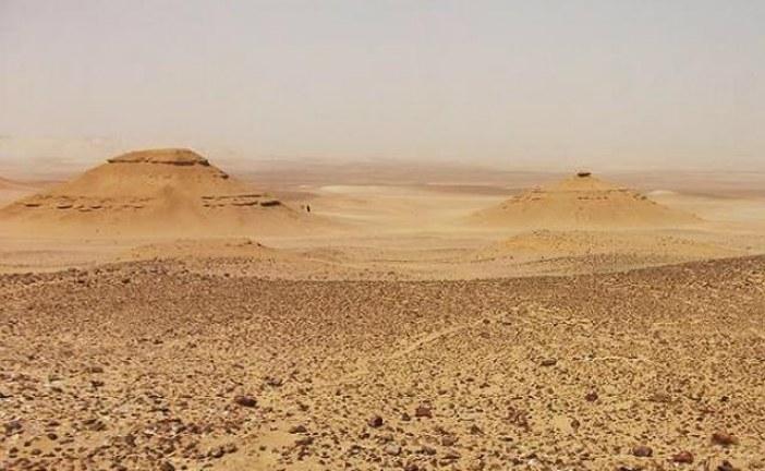 Pronađene izgubljene piramide u Egiptu!