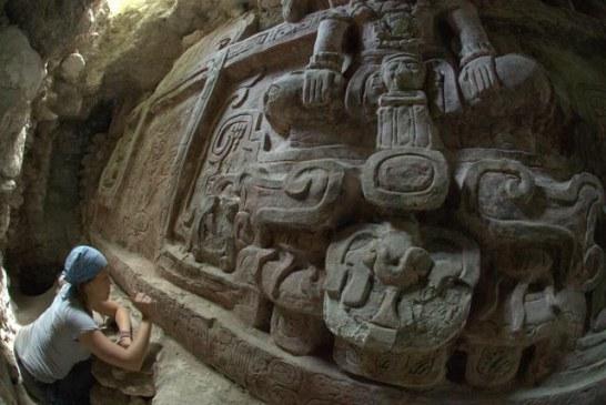 """Otkriven spektakularan majanski friz u Gvatemali, kakav se nalazi """"samo jednom u životu arheologa"""""""